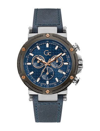 Guess Collection Urbancode Yachting Chrono Leather Y54013G7MF