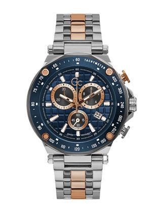 Guess Collection Spirit Sport Chrono Metal Y81003G7MF