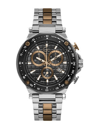 Guess Collection Spirit Sport Chrono Metal Y81002G5MF