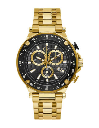 Guess Collection Spirit Sport Chrono Metal Y81001G2MF