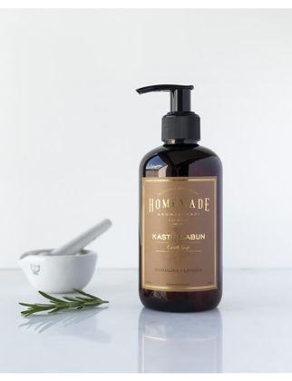 Homemade Aromaterapi Sıvı Kastil Sabun Mandalina&Lavanta 250 ml 8682214531871