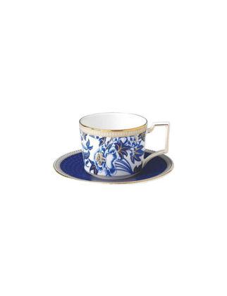 Wedgwood Hibiscus Çay Fincanı Takımı WED.40003900