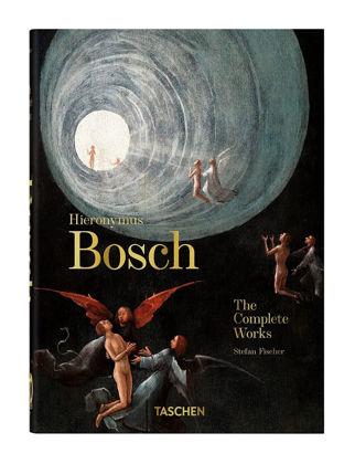 Taschen Hieronymus Bosch. The Complete Works. 40th Ed. 9783836587860