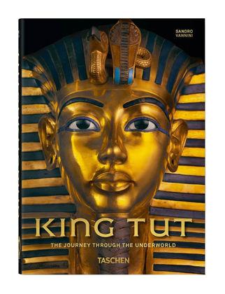 Taschen King Tut. The Journey through the Underworld. 40th Ed. 9783836584234