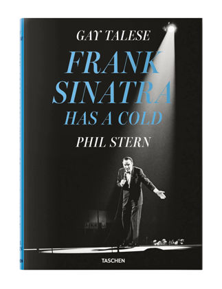 Taschen Gay Talese. Phil Stern. Frank Sinatra Has a Cold 9783836576185