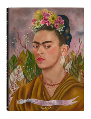 Taschen Frida Kahlo. The Complete Paintings 9783836574204