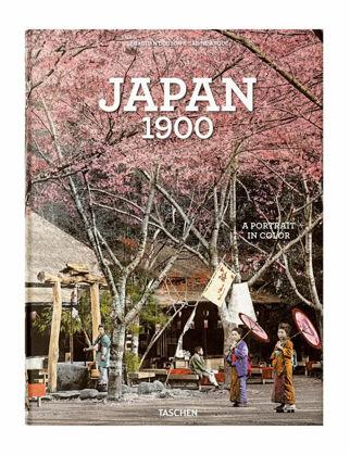 Taschen Japan 1900 9783836573566