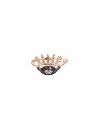 Kısmet by Milka Egyptian Eye Cuff Küpe 18-3-1958