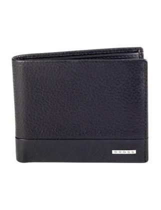 Cross Fv Range Slim Kredi Kartlık Cüzdan Siyah AC028121-1