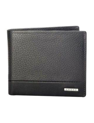 Cross Fv Range Slim Kredi Kartlık Cüzdan Siyah Mavi AC038121-2
