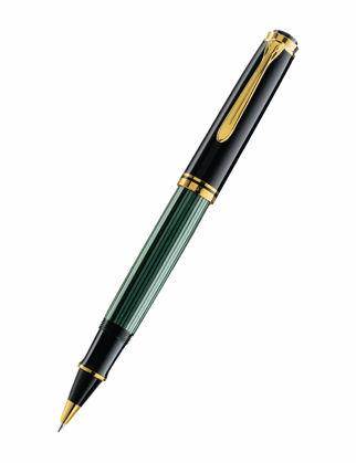 Pelikan Souveran R800 Yeşil Siyah Roller Kalem 997650