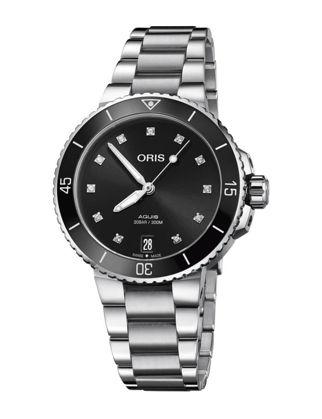 Oris Aquis Date Diamonds 01 733 7731 4194-07 8 18 05P