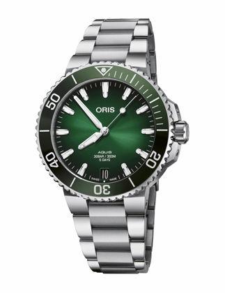 Oris Aquis Date Calibre 400 41,5 mm 01 400 7769 4157-07 8 22 09PEB