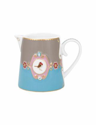 Pip Studio Mavi/Haki Küçük Sütlük 51007008